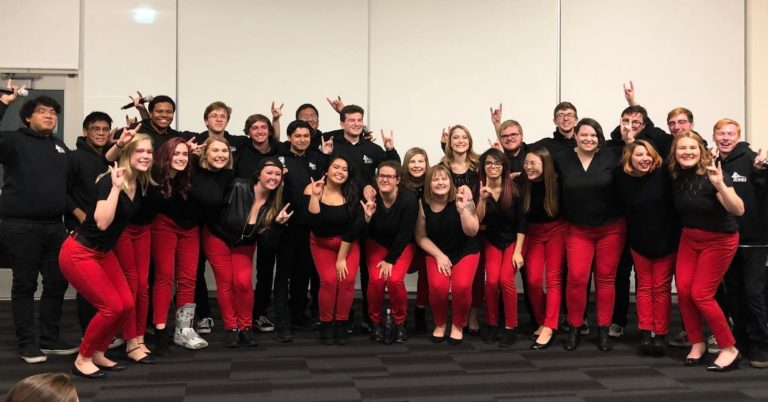 Fall Concert 2019 Group Photo